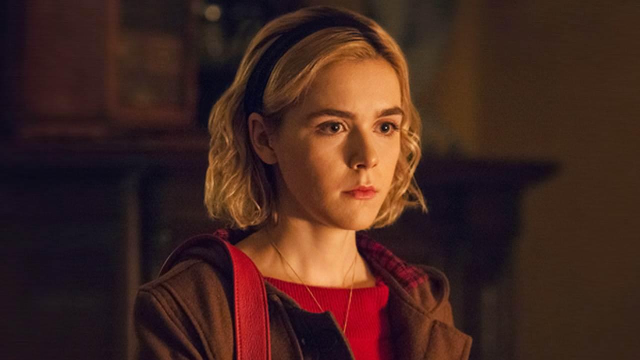 Netflix dice addio a Sabrina: i fan cadono nello sconforto