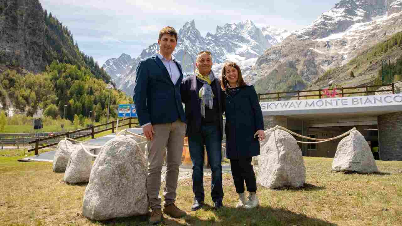 Valle d'Aosta: recuperati i due alpinisti bloccati sul Monte Rosa
