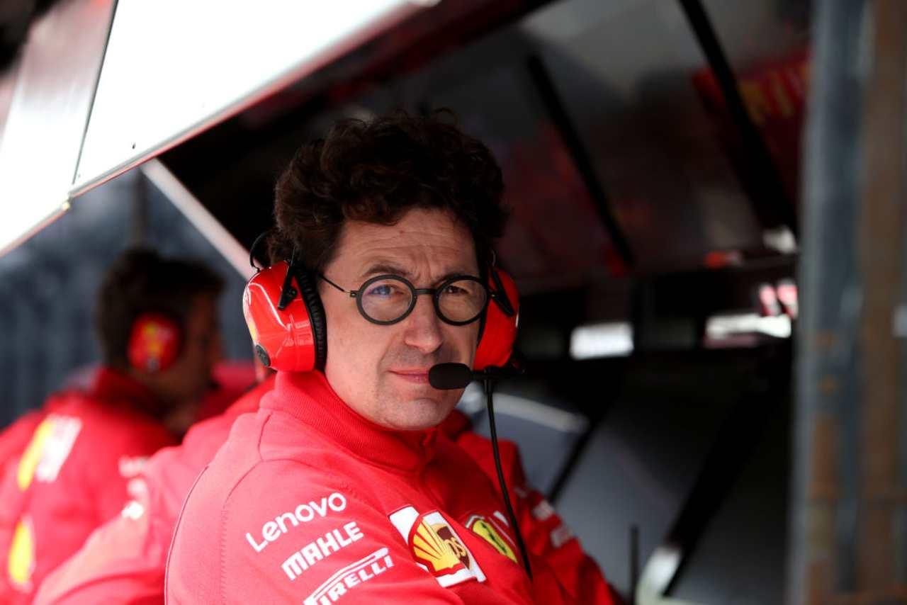 Mistero Ferrari, Binotto non è più dt: cambio di ruolo nella scuderia