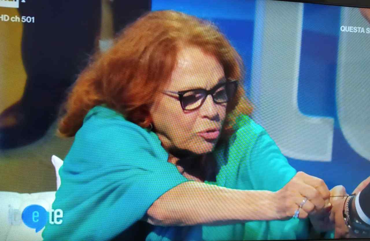 "Valeria Fabrizi, rivelazione a Pierluigi Diaco: ""Mi farò le punturine"""