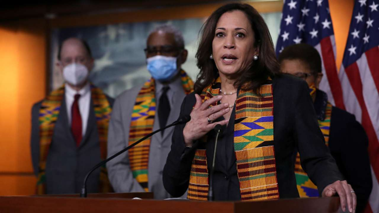 Kamala Harris, primo video da candidata vicepresidente degli USA