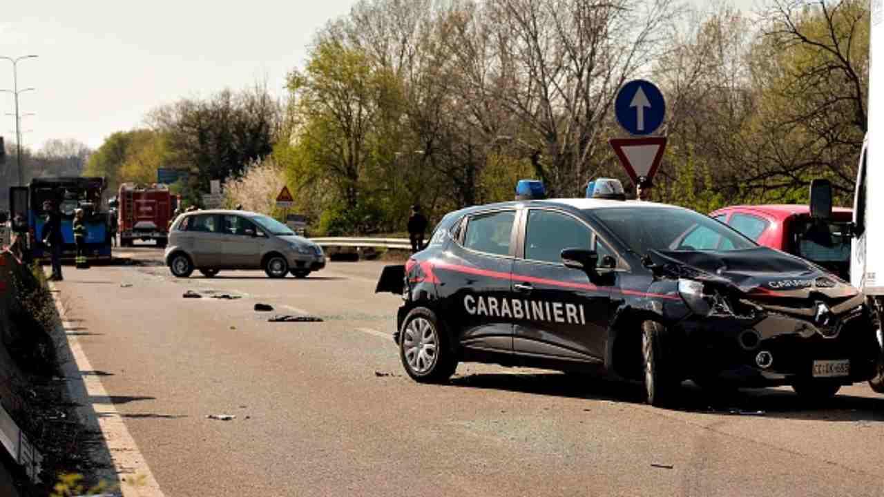 Incidente a Fossacesia |  scontro frontale |  una vittima