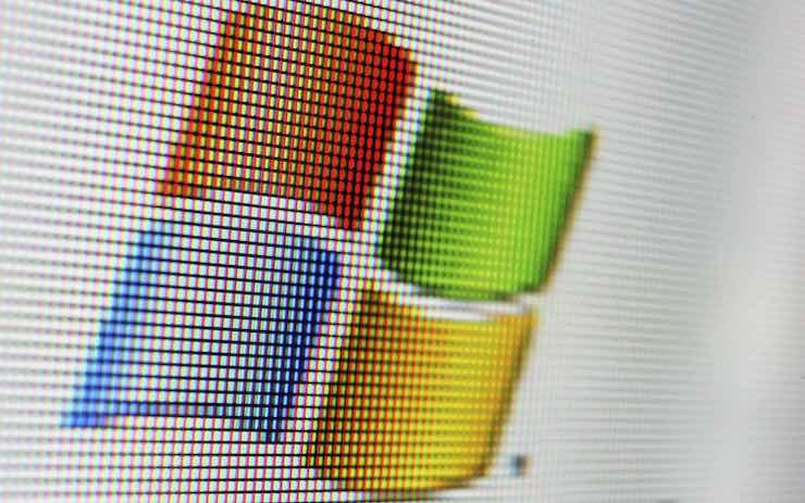 La truffa del falso messaggio audio da Microsoft sul PC