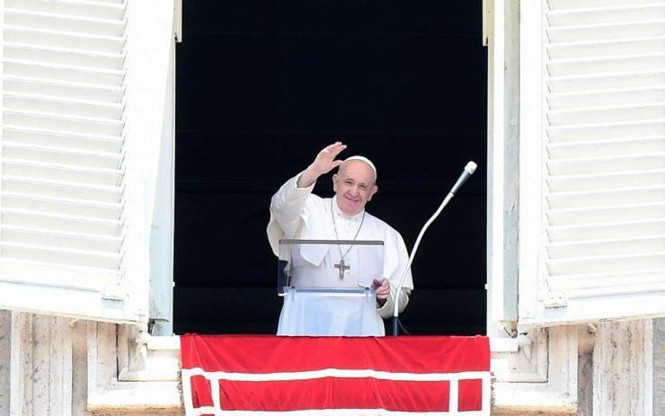 papa unioni civili