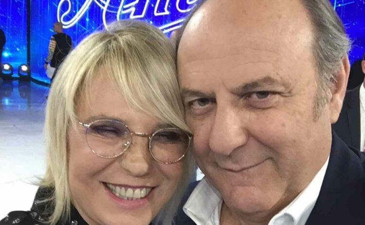 Gerry Scotti Maria De Filippi