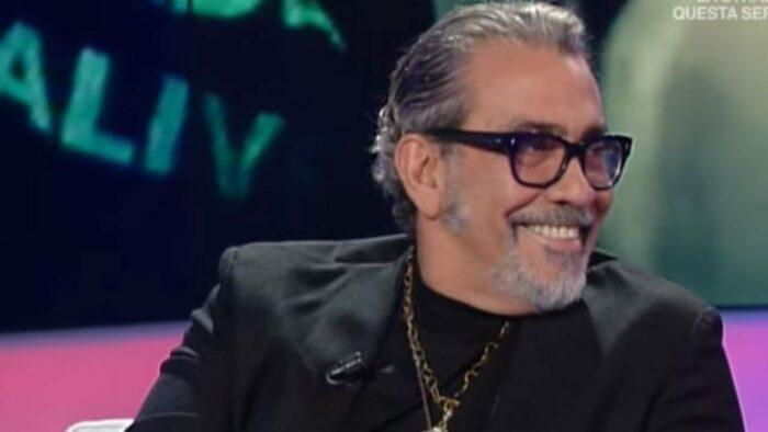 """Guillermo Mariotto a La Vita in Diretta: """"Non era mai successo"""""""