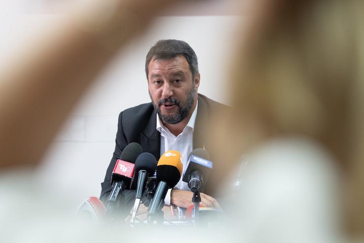 Salvini intervista