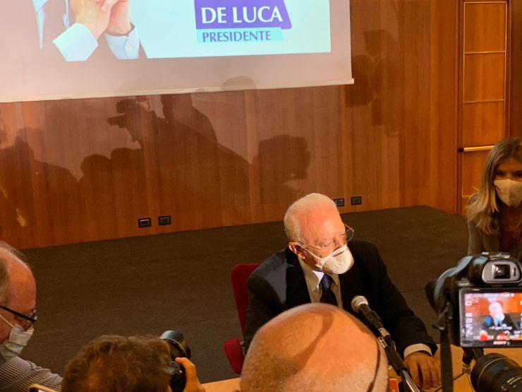 Vincenzo De Luca (Credit foto: Giancarlo Spinazzola)