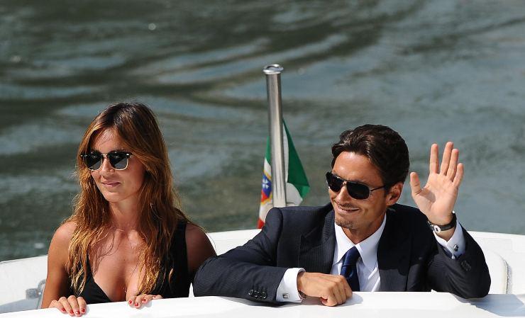Pier Silvio Berlusconi e Silvia Toffanin