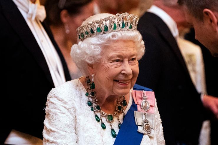 regina elisabetta cosa mangia chef