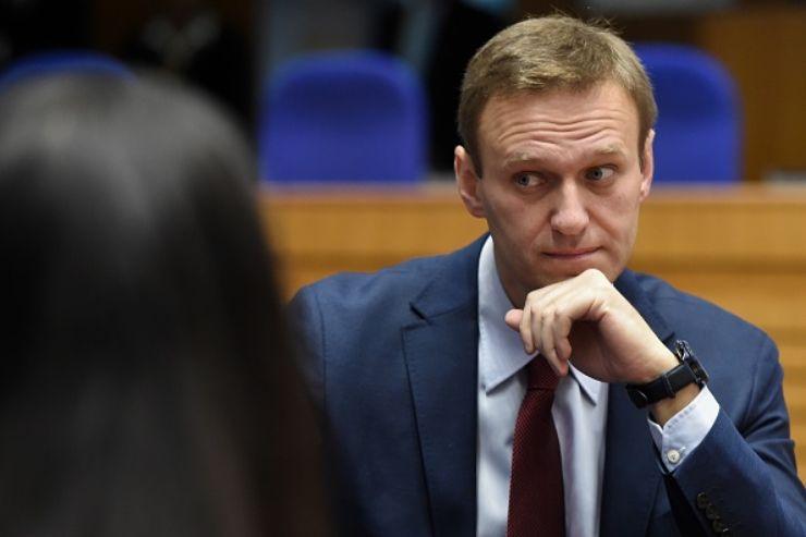alexey navalny dimesso