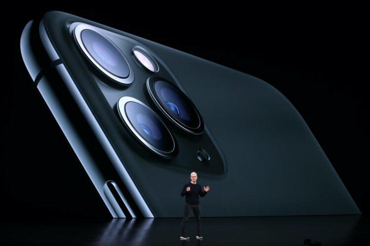 presentazione iPhone 12 data