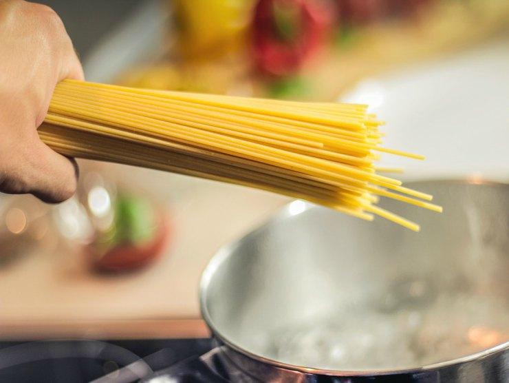 spaghetti da cuocere