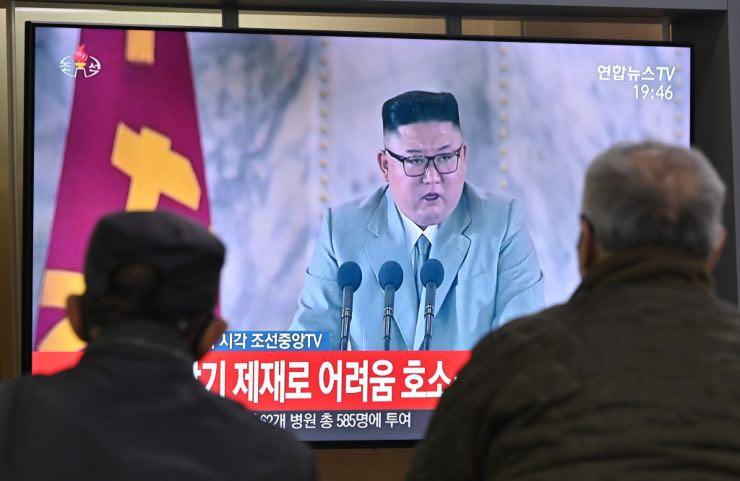 Kim Jong Un discorso