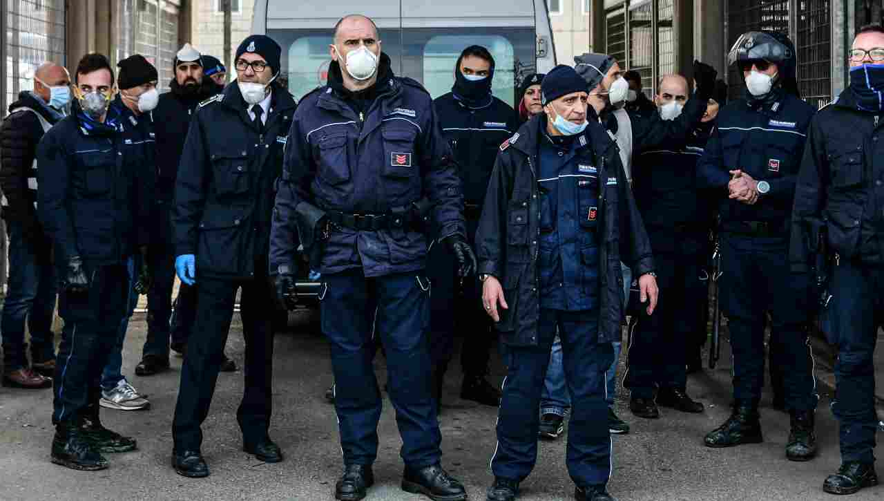 Proteste Covid (getty images)