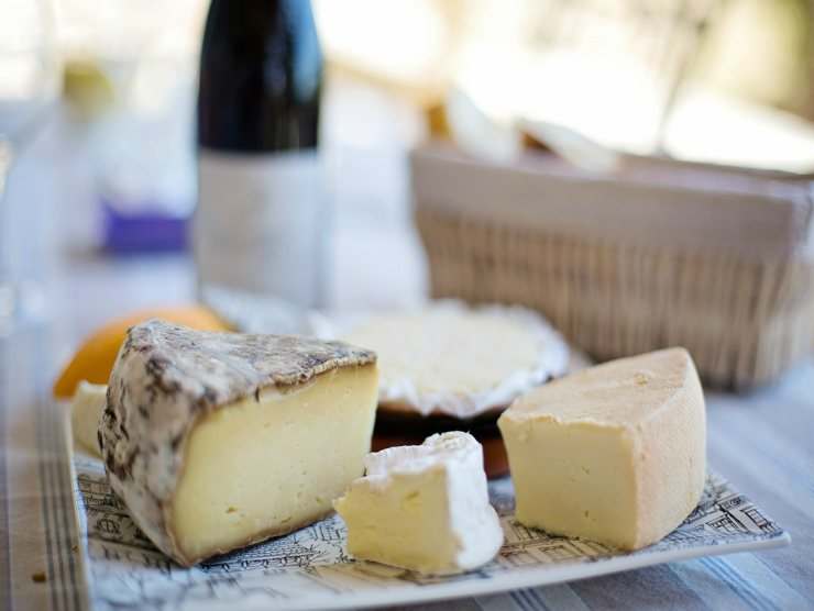 formaggio sfuso ritirato