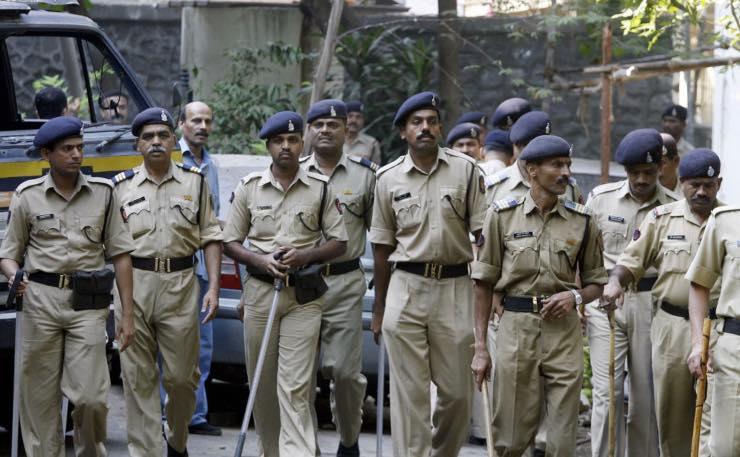 india polizia