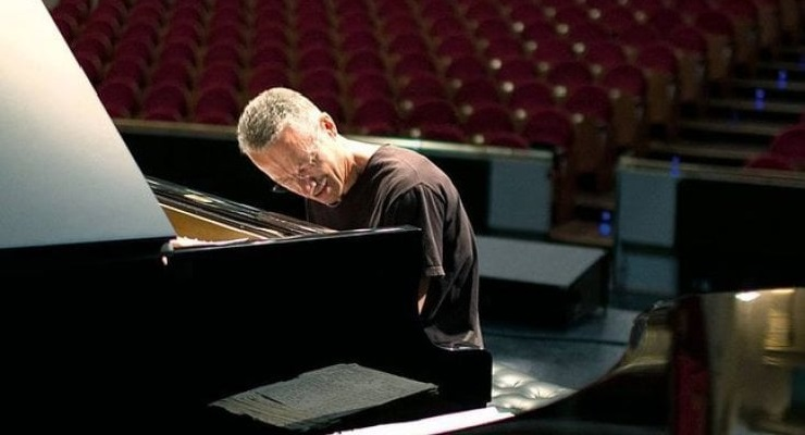 pianista Keith Jarrett