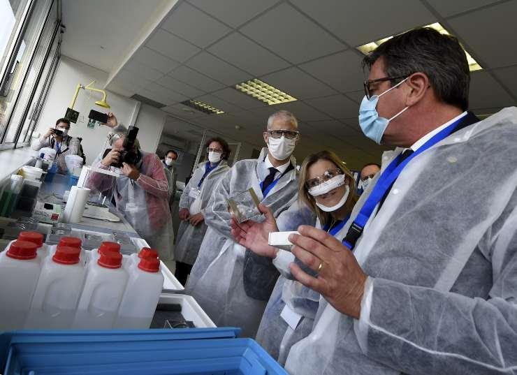 Ricercatori Vaccino Covid-19