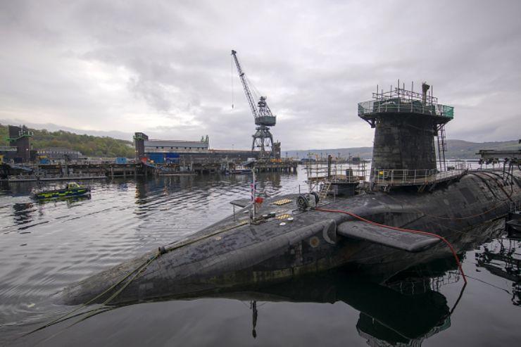 hms vigilant sottomarino inglese scandalo