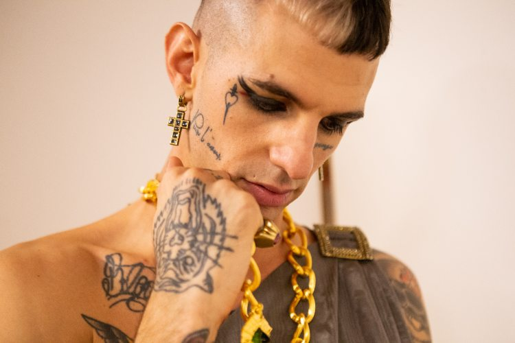 Achille Lauro (getty images)