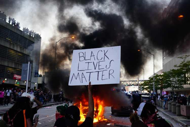 Black Lives Matter (getty images)