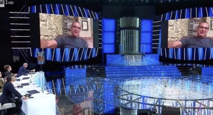 Carlo Conti ritorna in tv