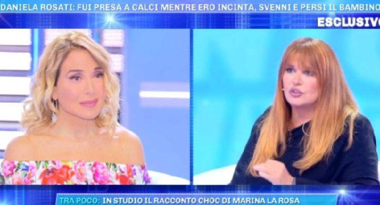 Domenica Live Daniela Rosati
