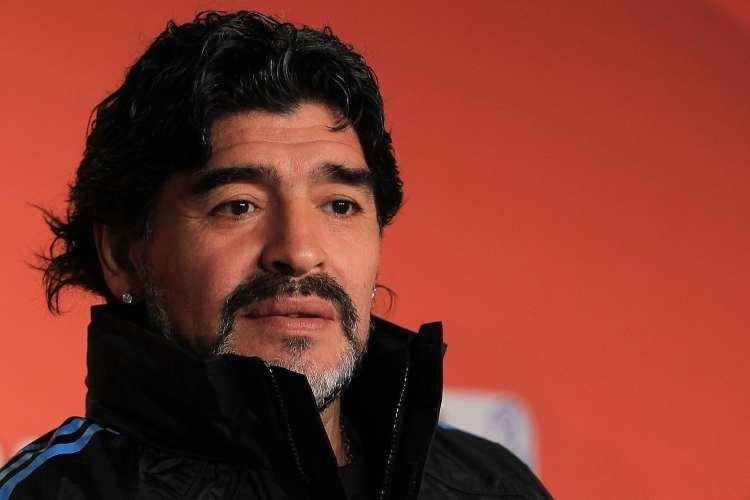 Maradona (getty images)