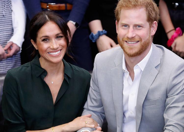 Meghan Markle e il Principe Henry