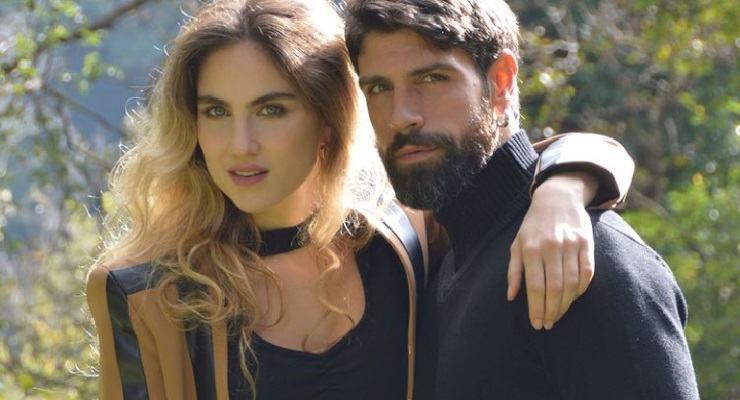 Miriam Galanti e Gilles Rocca