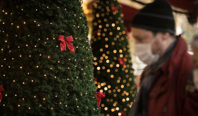 Natale, covid