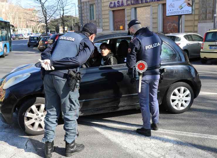 Nuovo Dpcm Polizia, vigilanza anti covid