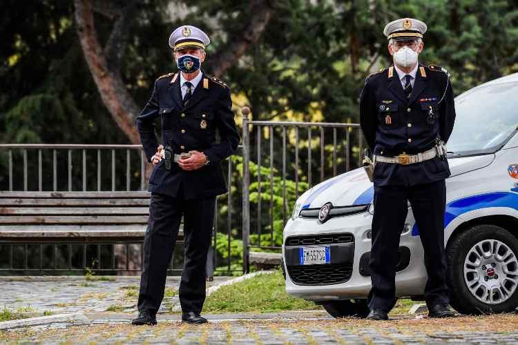 Polizia di Stato (getty images)