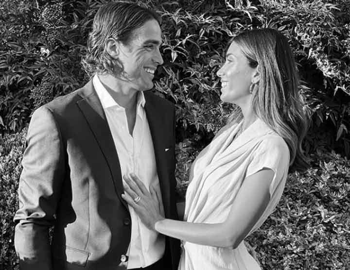 Alessandro Matri e Federica Nargi