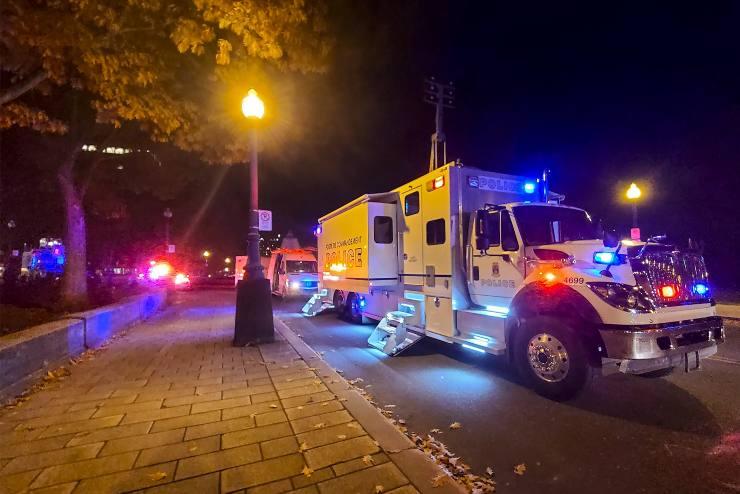 Halloween in tragedia: polizia canadese