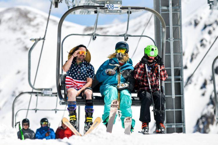 sciare settimana bianca