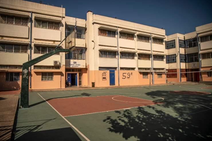 Scuola chiusa Covid