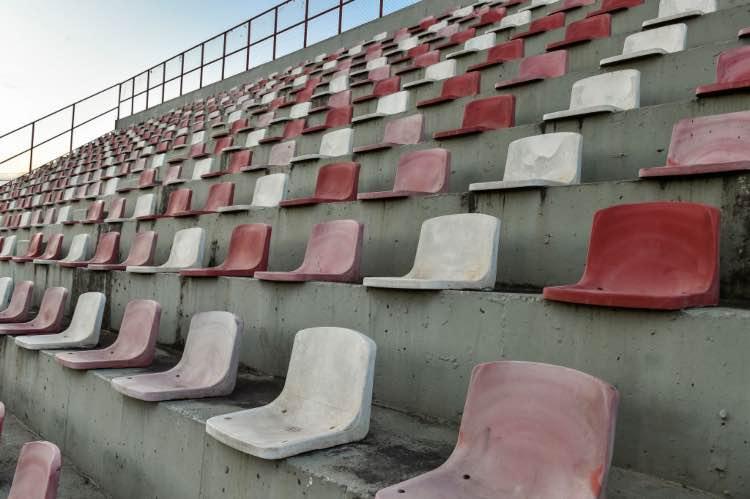 stadio tifosi chiusi