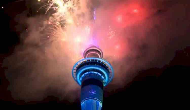 2021 fuochi artificio