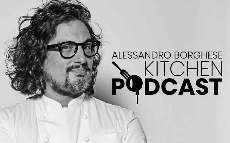 Alessandro Borghese podcast