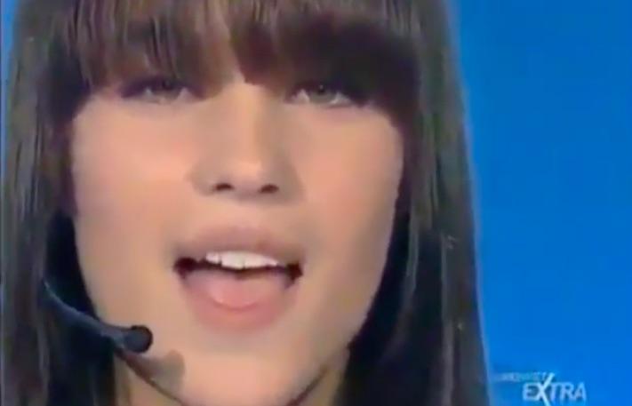 Antonella Mosetti Non è la Rai