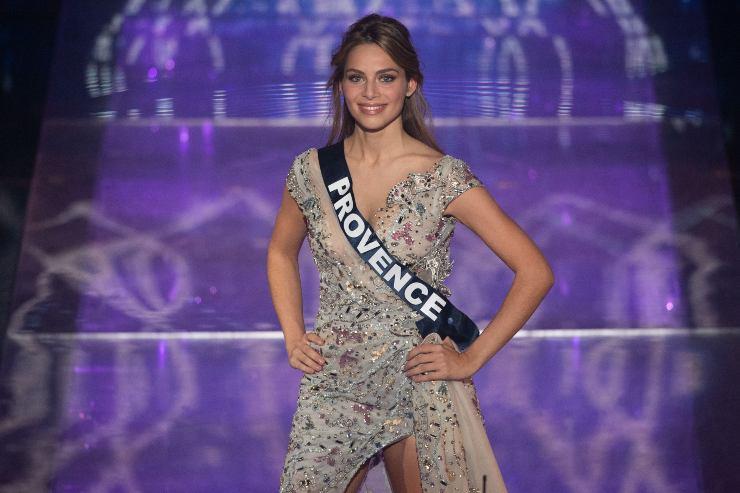April Benayoum - Miss Francia