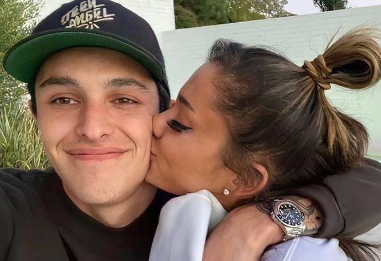 Ariana Grande Dalton Gomez Matrimonio
