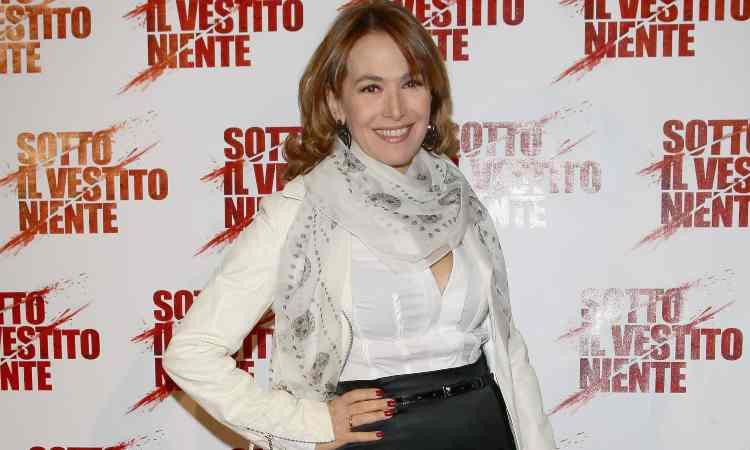 Barbara D'Urso (getty images)