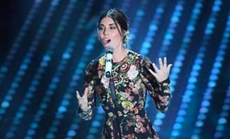 Bianca Atzei Sanremo 2017