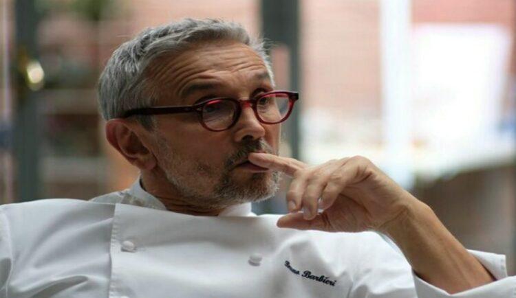 Bruno Barbieri chef