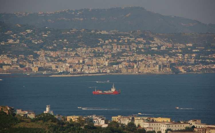 terremoto Napoli Campi Flegrei