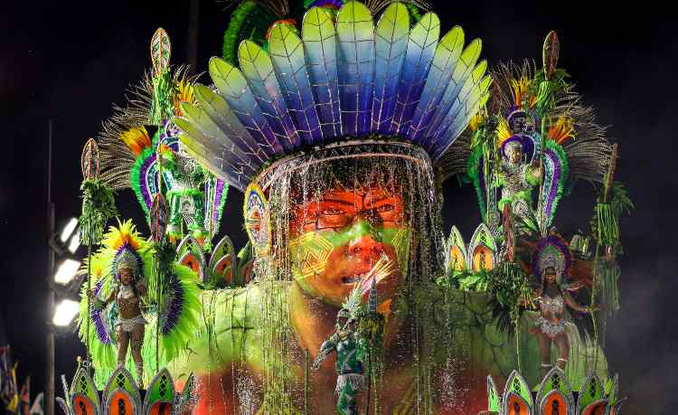 Carnevale Rio Annuncio Eliminazione Covid