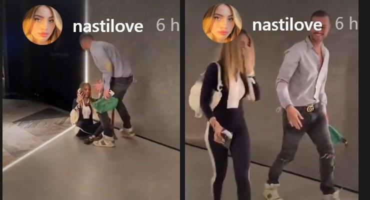 Chiara Nasti brilla